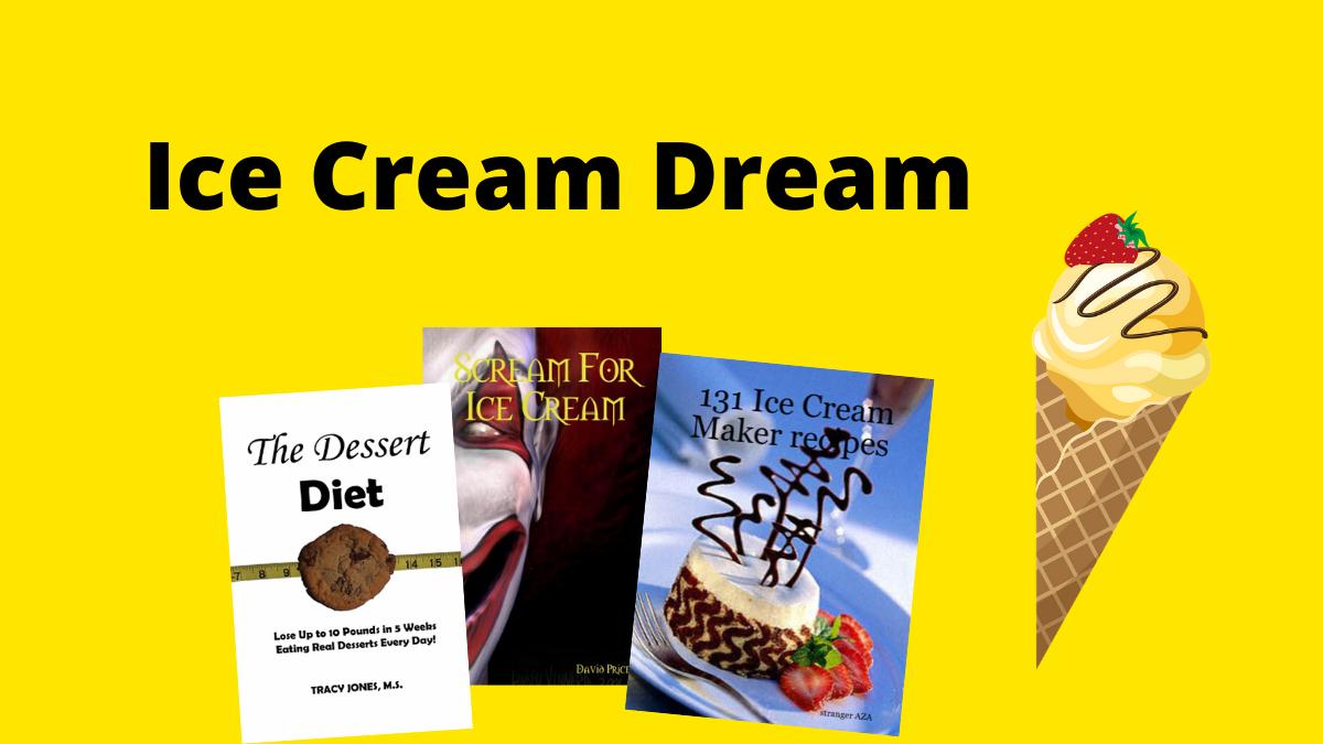 Ice Cream Dream Blog Header