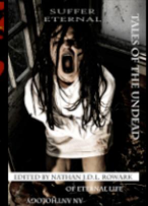 Horrified Press Anthology Cover