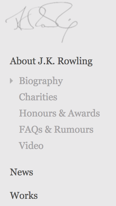 J_K__Rowling example author press kit