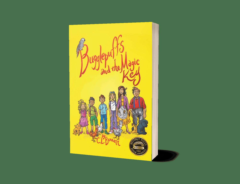 Bugglepuffs And The Magic Key