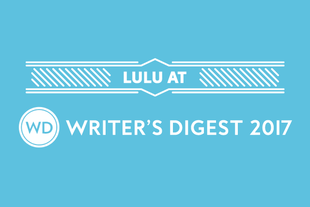 Writers Digest 2017, Lulu, Events, Authors, Publishing