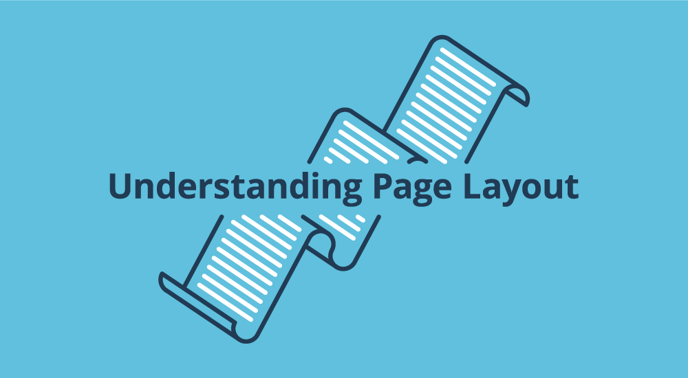 Understanding Page Layout Graphic
