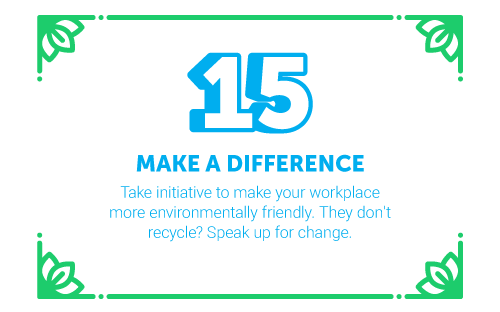 30 Ways in 30 Days #15 - Make a difference