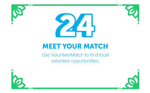 30 Ways in 30 Days #24 - Meet your match