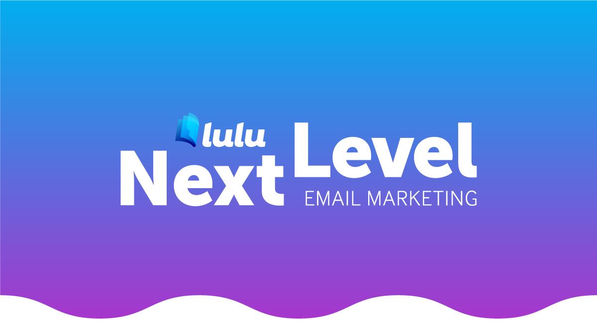 Next Level Email Marketing Blog Graphic Header