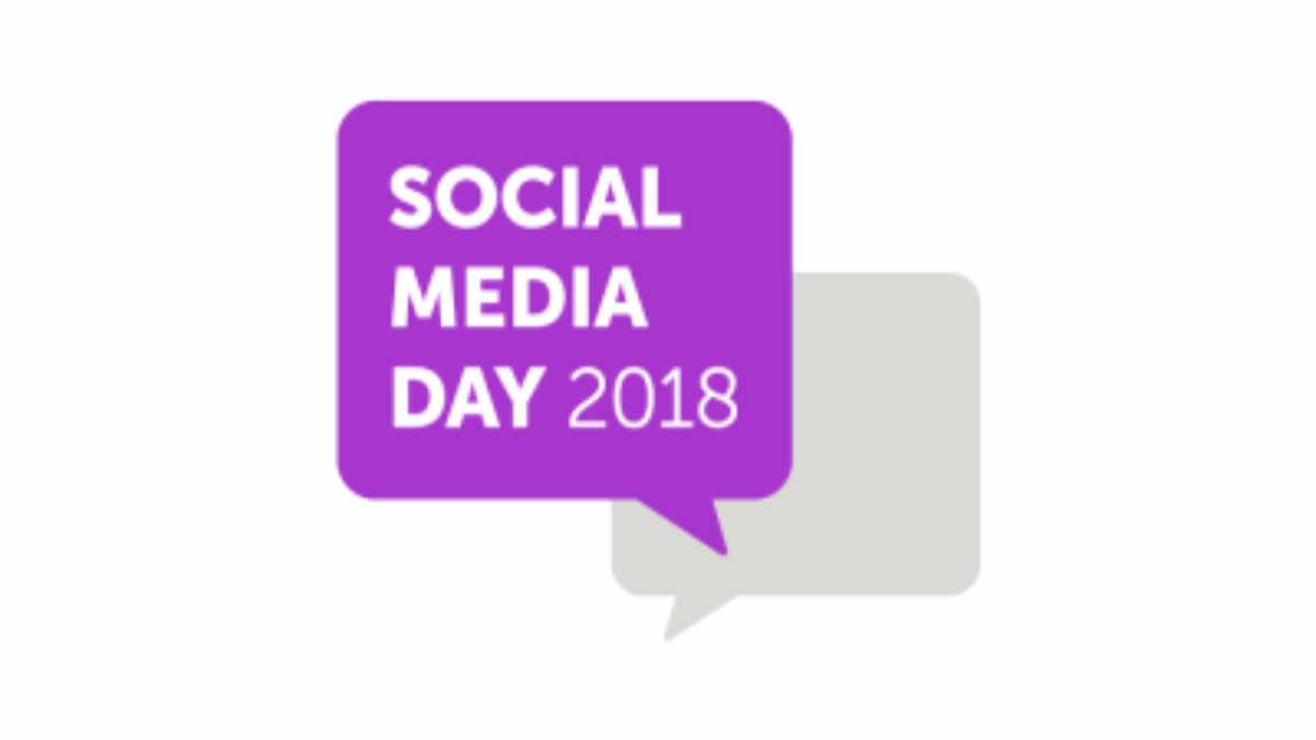 Social Media Day 2018 Blog Graphic Header