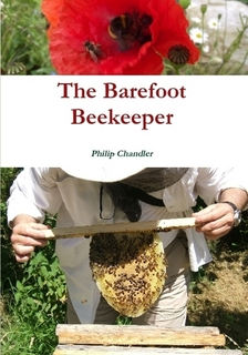 "Cover image of the book, ""The Barefoot Beekeper"" by Philip Chandler"