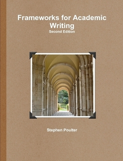 Frameworks for Academic Writing