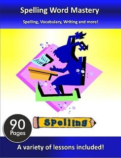 Spelling Word Mastery