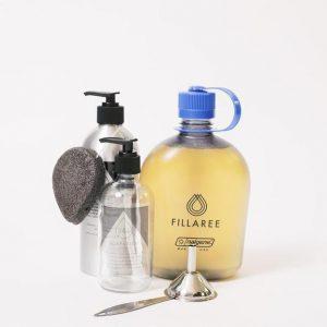 Fillaree Refillable Soap