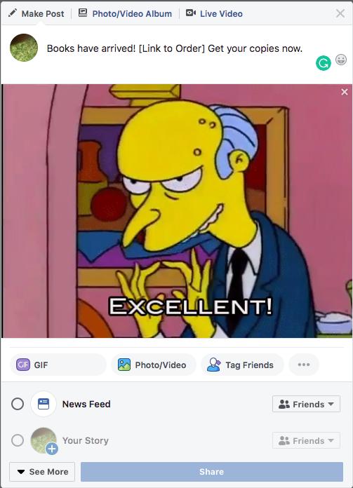 GIF posting example