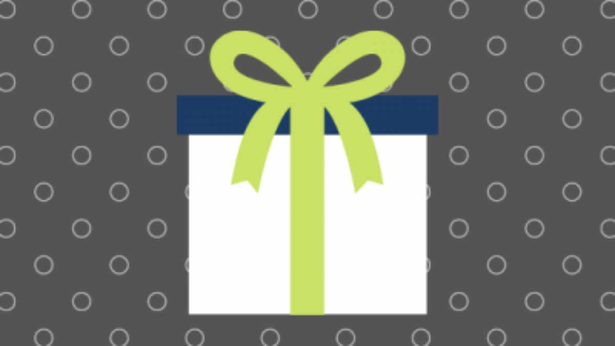 Gift Blog Graphic Header