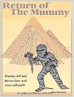 Mummy Doll Patterns