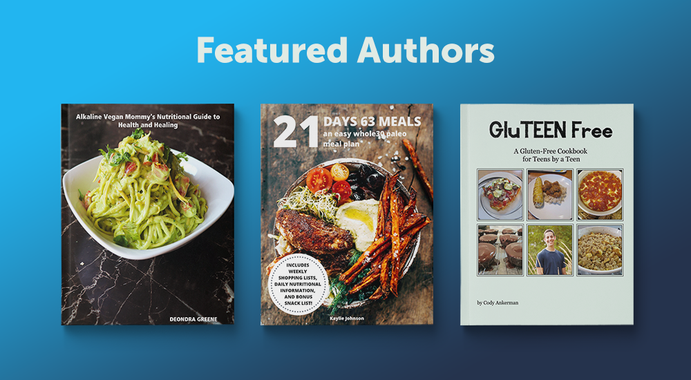 Featured Authors for January 2019