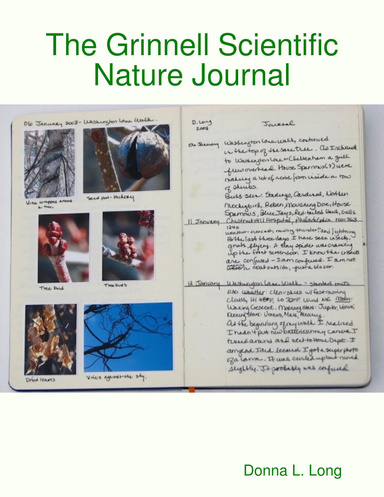The Grinnell Scientific Nature Journal