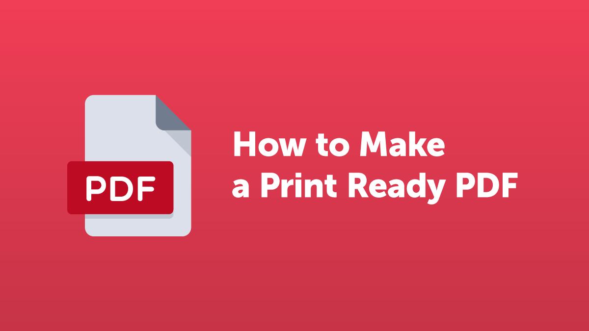 Print-Ready File Blog Header