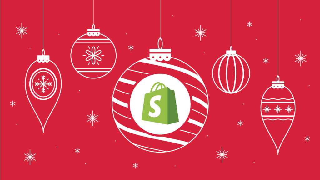 13 Ways to sleigh holiday sales with shopify
