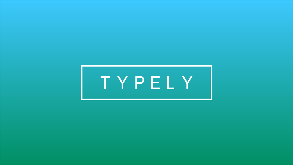 Finessing Your Manuscript With Typely [Product Review]