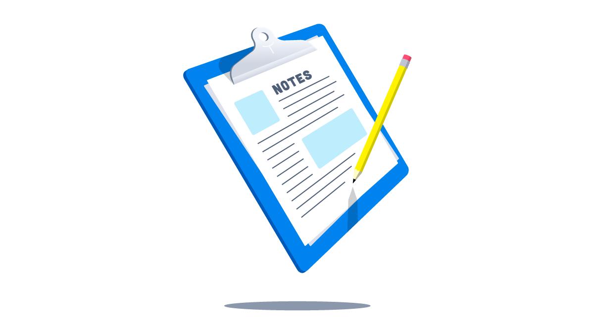 Taking Notes Blog Header