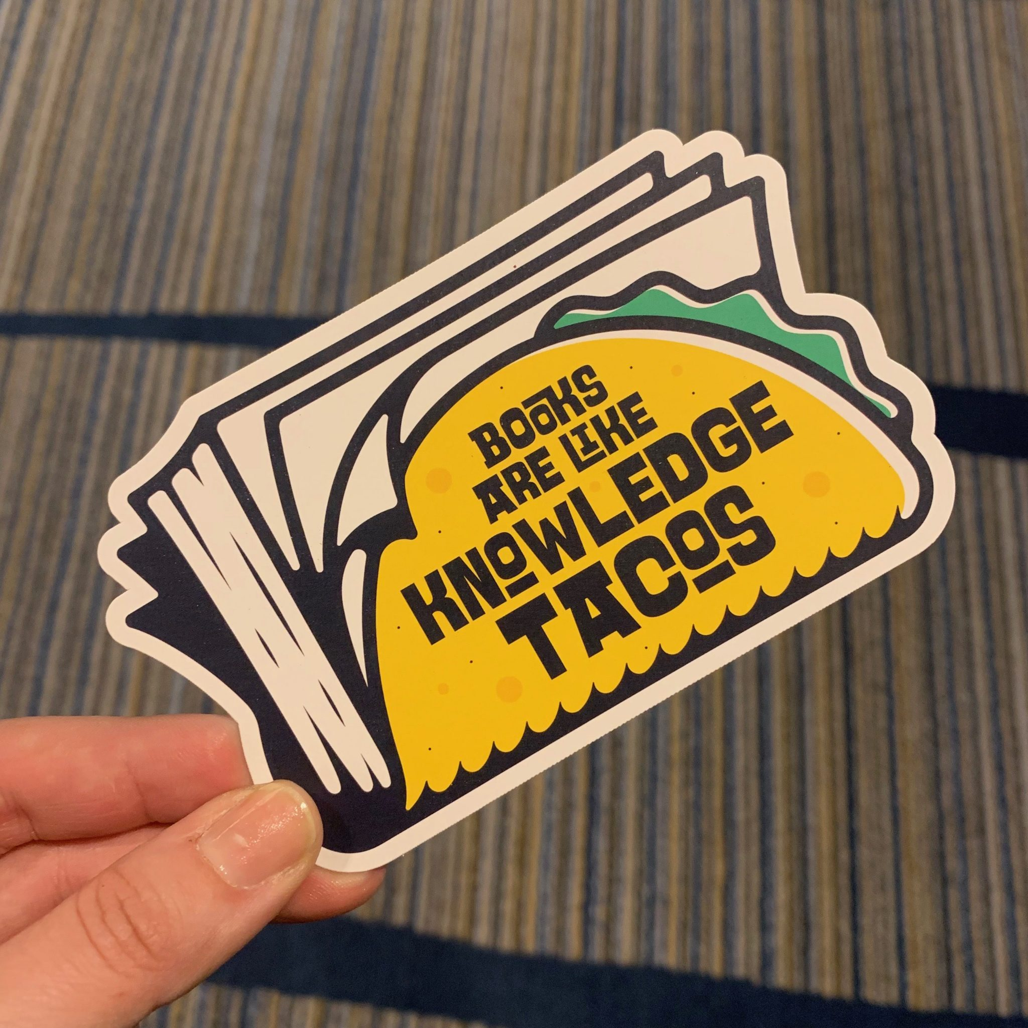 Choose Tacos with Lulu at San Francisco Writers Conference