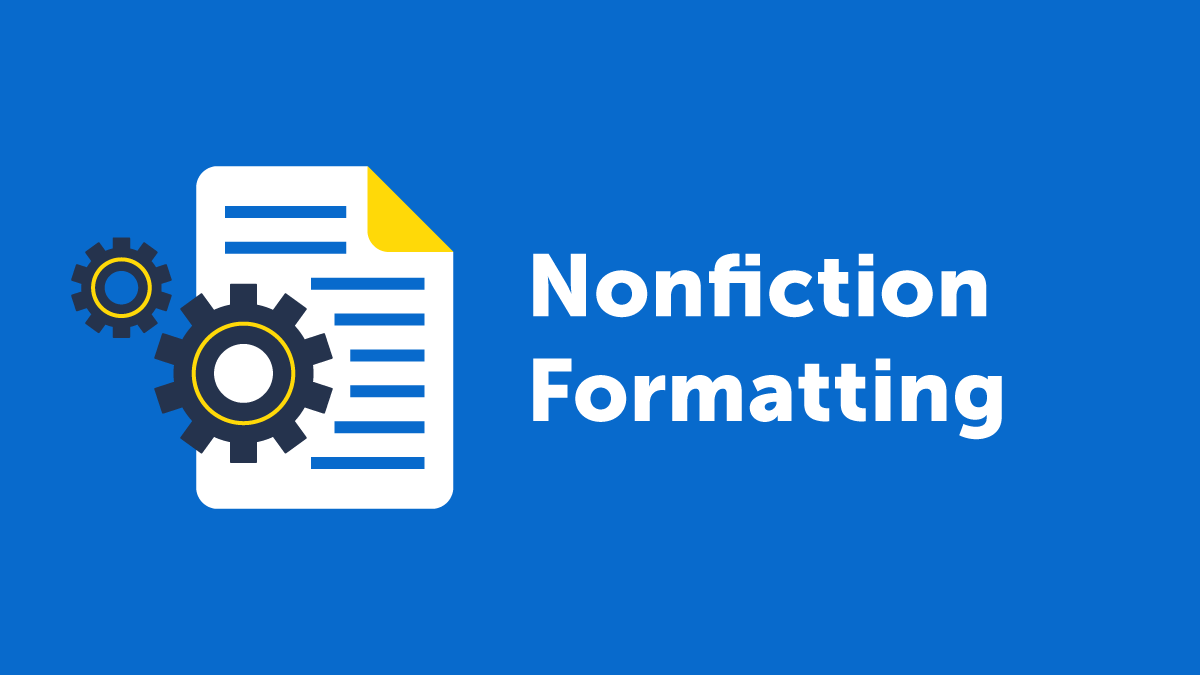 Nonfiction Book Formatting for Microsoft Word