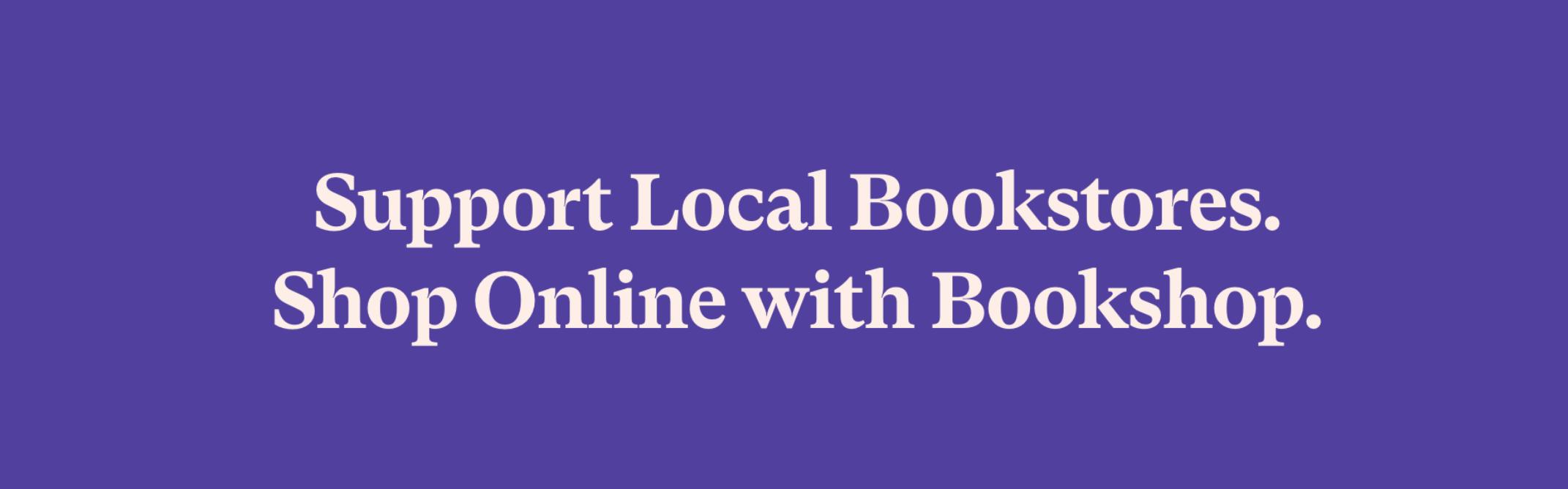 Bookshop Banner