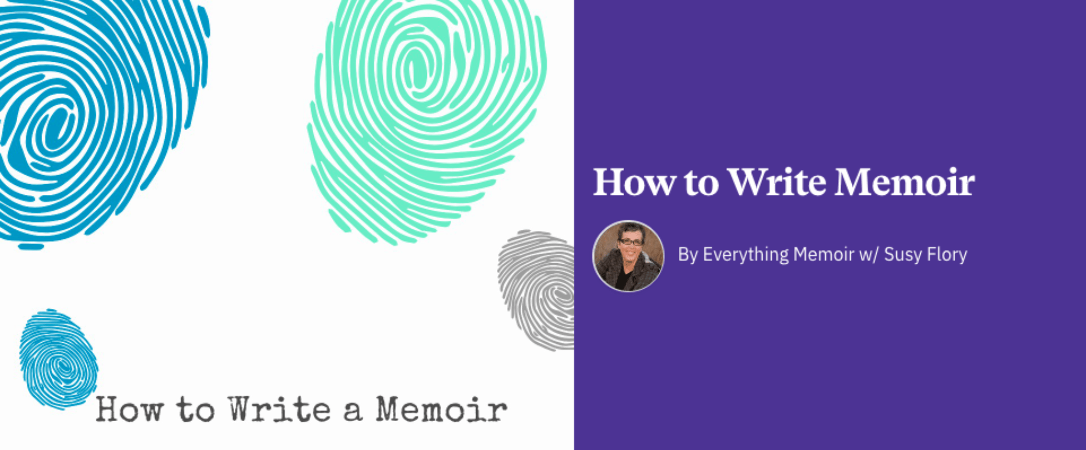 How To Write A Memoir Bookshop Category