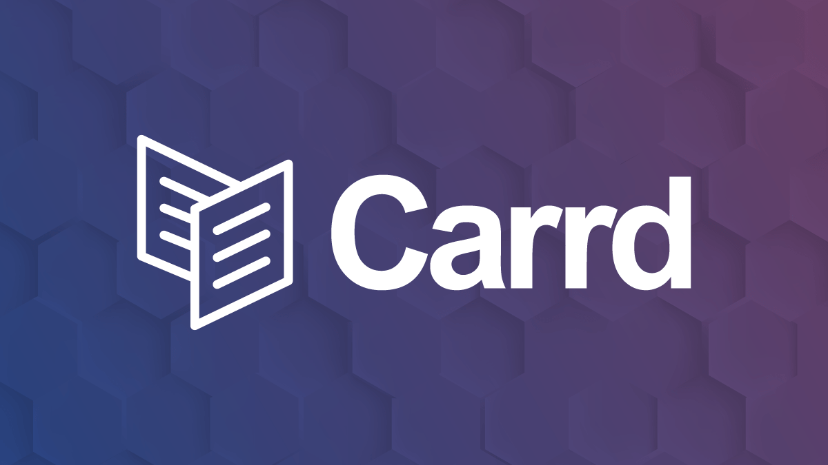 Carrd Review: Simplified Author Websites