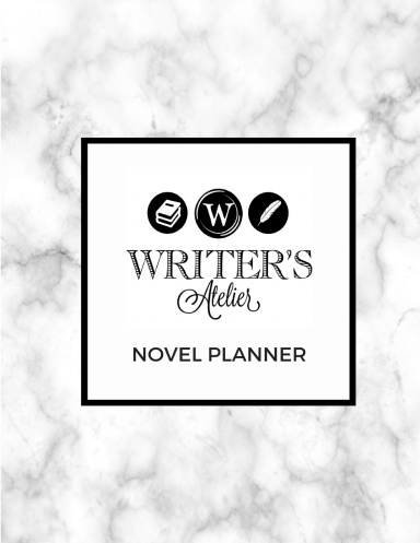 Write that Novel in 2021 - a Planner for Authors