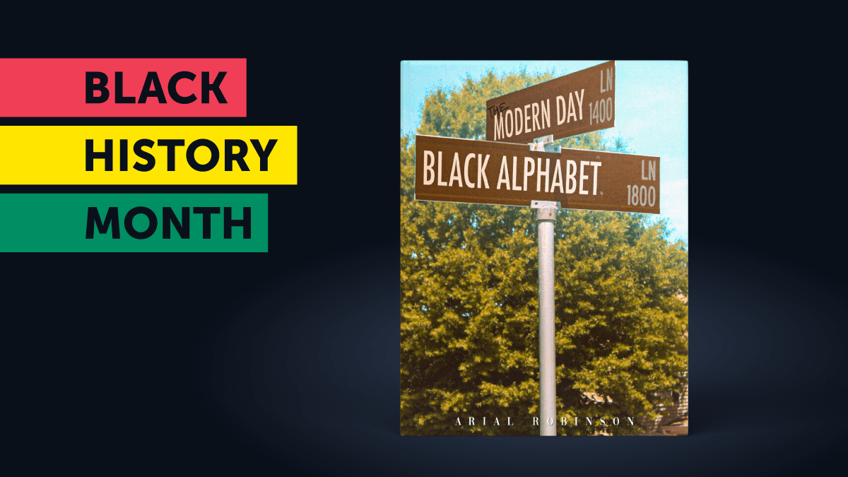 Black History Month Featured Author – Arial Robinson